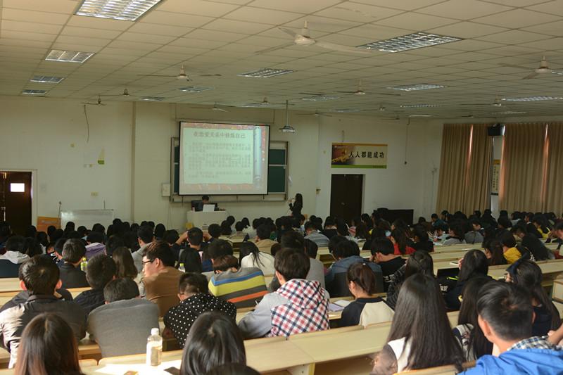 """""""12355微行动""""走进宁波市职业技术学院"""